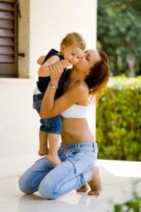 5 Tips for Losing Weight After Pregnancy