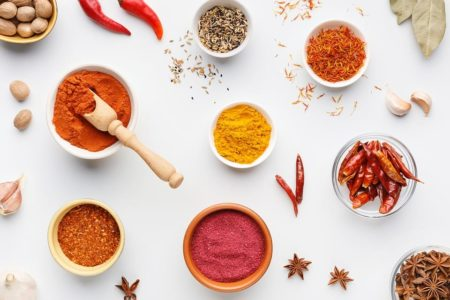 The 8 Best Spices to Help You Lose Weight